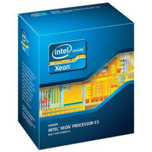 Intel Xeon E3-1270 Quad Core Processor 3.40GHZ 8MB LGA1155 80W Retail Box