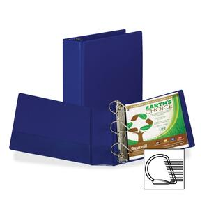 Samsill D-Ring Storage Binder SAM14982
