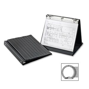 Cardinal Easel Ring Binder, Horizontal w/10 sheets CRD09262