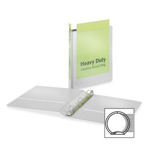 Cardinal HeavyDuty ClearVue Round Ring Binder CRD49006