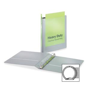 Cardinal HeavyDuty ClearVue Round Ring Binder CRD49106