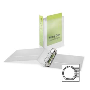 Cardinal HeavyDuty ClearVue Round Ring Binder CRD49206