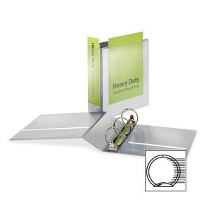 Cardinal HeavyDuty ClearVue Round Ring Binder CRD49306