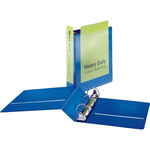 Cardinal HeavyDuty ClearVue Round Ring Binder CRD49205