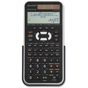 Sharp Scientific Calculator SHRELW516XBSL