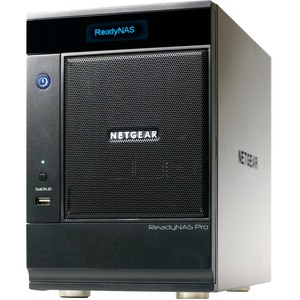 Netgear ReadyNAS PRO6 NAS Unified Ntwk Storage Business Diskless System
