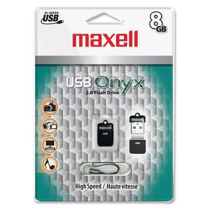 Maxell 8GB USB 2.0 Flash Drive MAX503052