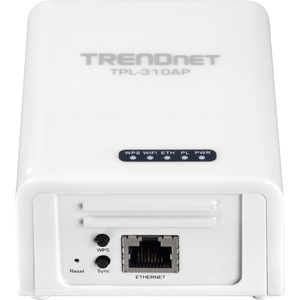 TRENDnet TPL-310AP IEEE 802.11n 300 Mbps Wireless Access Point TPL-310AP