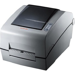 Bixolon SLP-T400 Direct Thermal/Thermal Transfer Printer - Monochrome - Desktop - Label Print - 5.91 in/s Mono - 203 dpi - Ethernet - USB