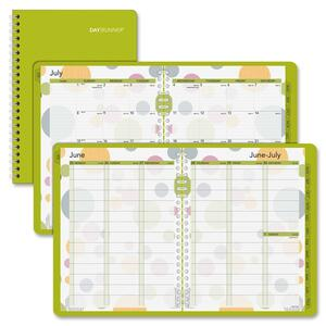 Day Runner Bubbles Professional Planner DRN767905A