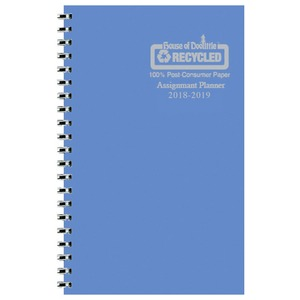 House of Doolittle Academic Planner HOD274RTG08