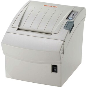 Bixolon SRP-350II Direct Thermal Printer - Monochrome - Desktop - Receipt Print - 7.87 in/s Mono - 180 dpi - Ethernet