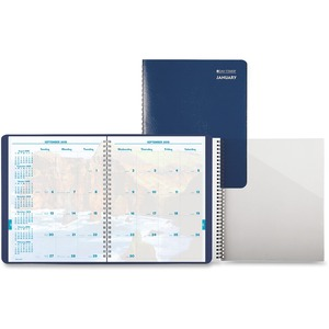 Day-Timer Coastlines Journal Planner DTM32296