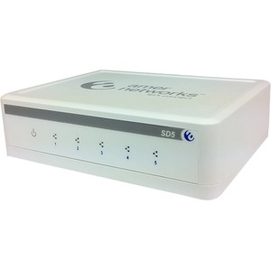 Amer Networks SD5 5 Port 10/100MBPS Fast Ethernet Switch