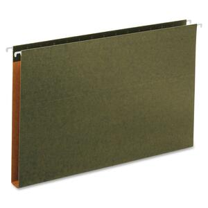 Globe-Weis Green Hanging Box Bottom Folders GLW65339
