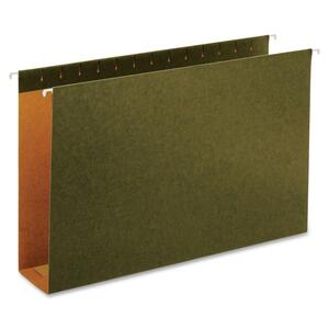 Globe-Weis Green Hanging Box Bottom Folders GLW65379