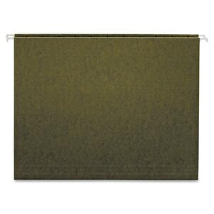 Globe-Weis Green Hanging Folder GLW65010GW