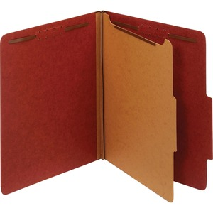 Globe-Weis 13723 Recycled Classification File Folder GLW23775R