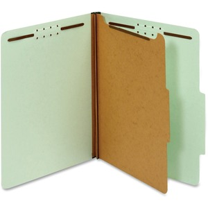 Globe-Weis 100% Recycled Classification Folder GLW28776R
