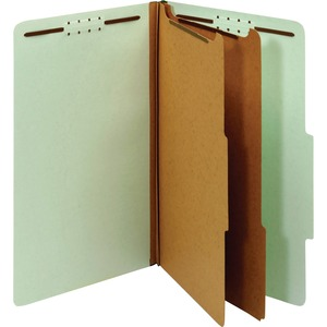 Globe-Weis 100% Recycled Classification Folder GLW29076R