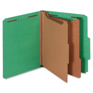 Globe-Weis Colored Pressboard Classification Folder GLW24133