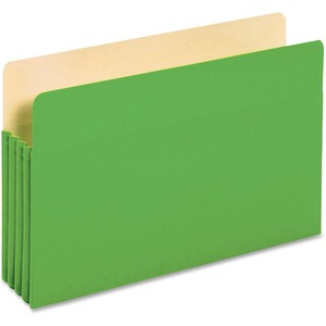 Globe-Weis Colored File Pocket GLW1526EGRE