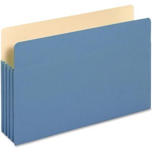 Globe-Weis Colored File Pocket GLW1536GBLU10
