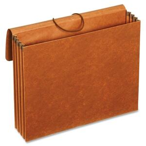 Globe-Weis Recycled Leather Expanding Wallet GLW73353