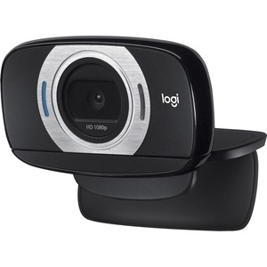 Logitech C615 Webcam - 2 Megapixel - Black - USB 2.0 - 1 Pack LOG960000733