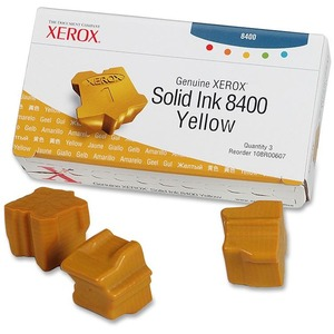 Xerox Yellow Solid Ink Stick XER108R00607