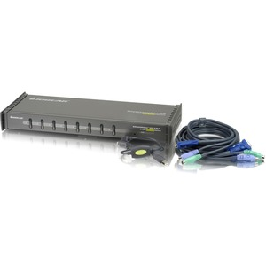 IOGEAR MiniView Ultra 8-Port KVM Switch