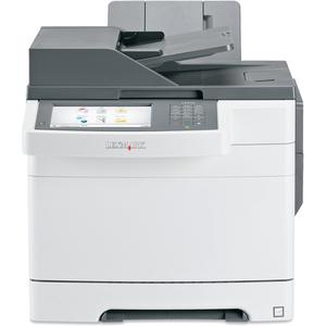 Lexmark X548DE Multifunction Color Laser Printer