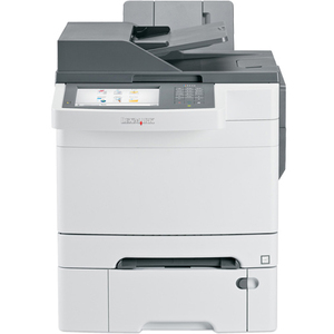 Lexmark X548DTE Multifunction Color Laser Printer