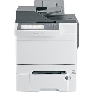 Lexmark X548DTE Multifunction Color Laser Printer