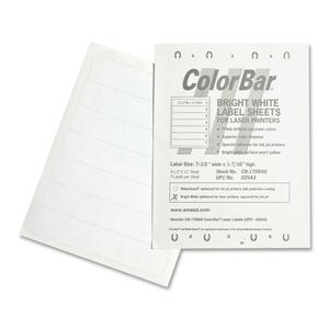 ColorBar Label 02543