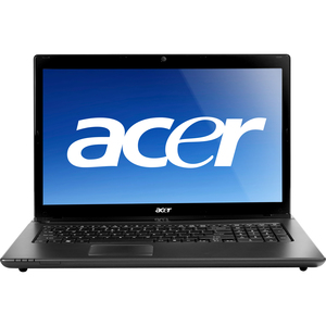 "Acer Aspire AS7750Z-B944G64Mnkk 17.3"" LED Notebook - Intel Pentium B940 2 GHz - Black LX.RD102.014"