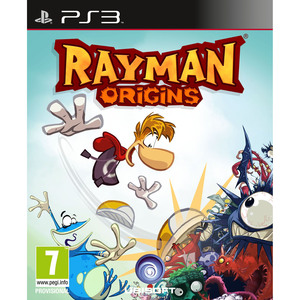 Ubisoft Rayman Origins 34685
