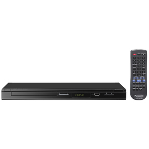 Panasonic DVD-S48 DVD Player