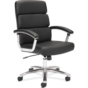 Basyx by HON Executive Adjustable Height Work Chair BSXVL103SB11