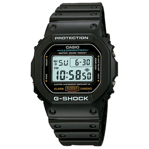 Casio G_SHOCK DW5600E_1V Wrist Watch