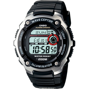 Casio wave ceptor WV200A_1AV Wrist Watch