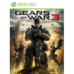 Microsoft Gears Of War 3 D9D-00008