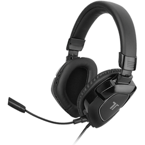 Tritton Warhead 7.1 Wireless Surround Headset - Surround - Black - Wireless - RF - 33 ft - 25 Hz - 25 kHz - Over-the-head - Binaural - Ear-cup