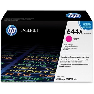HP 644A Magenta Original LaserJet Toner Cartridge for US Government HEWQ6463AG