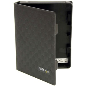 STARTECH 3PK ANTI STATIC BLK HARD DRIVE PROTECTOR CASE F/ 2.5IN HARD DRIVES
