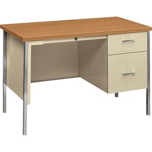 34000 Series 34002R Pedestal Desk