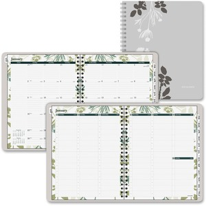 Day Runner Botanique Tabbed Weekly/Monthly Planner AAG759905