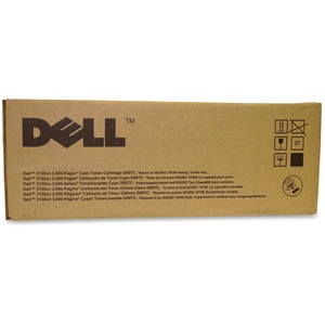 DELL CANADA - PRINTERS AND SUPPLIES G907C CYAN TONER FOR 3130CN