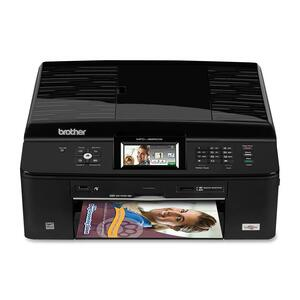 Brother MFC-J825DW Inkjet Multifunction Printer - Color - Photo/Disc Print - Desktop BRTMFCJ825DW