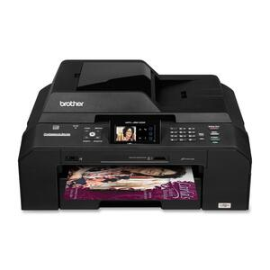 Brother MFC-J5910DW Inkjet Multifunction Printer - Color - Plain Paper Print - Desktop BRTMFCJ5910DW